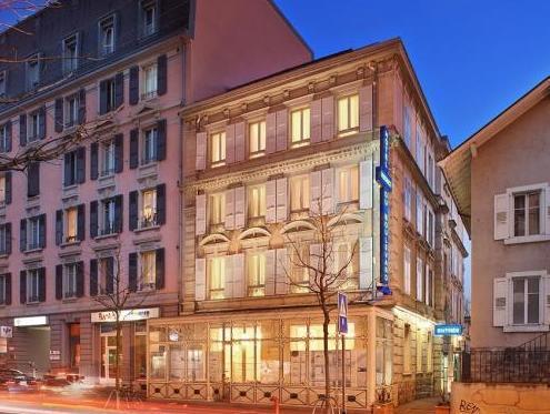 Hotel Residence du Boulevard, Lausanne