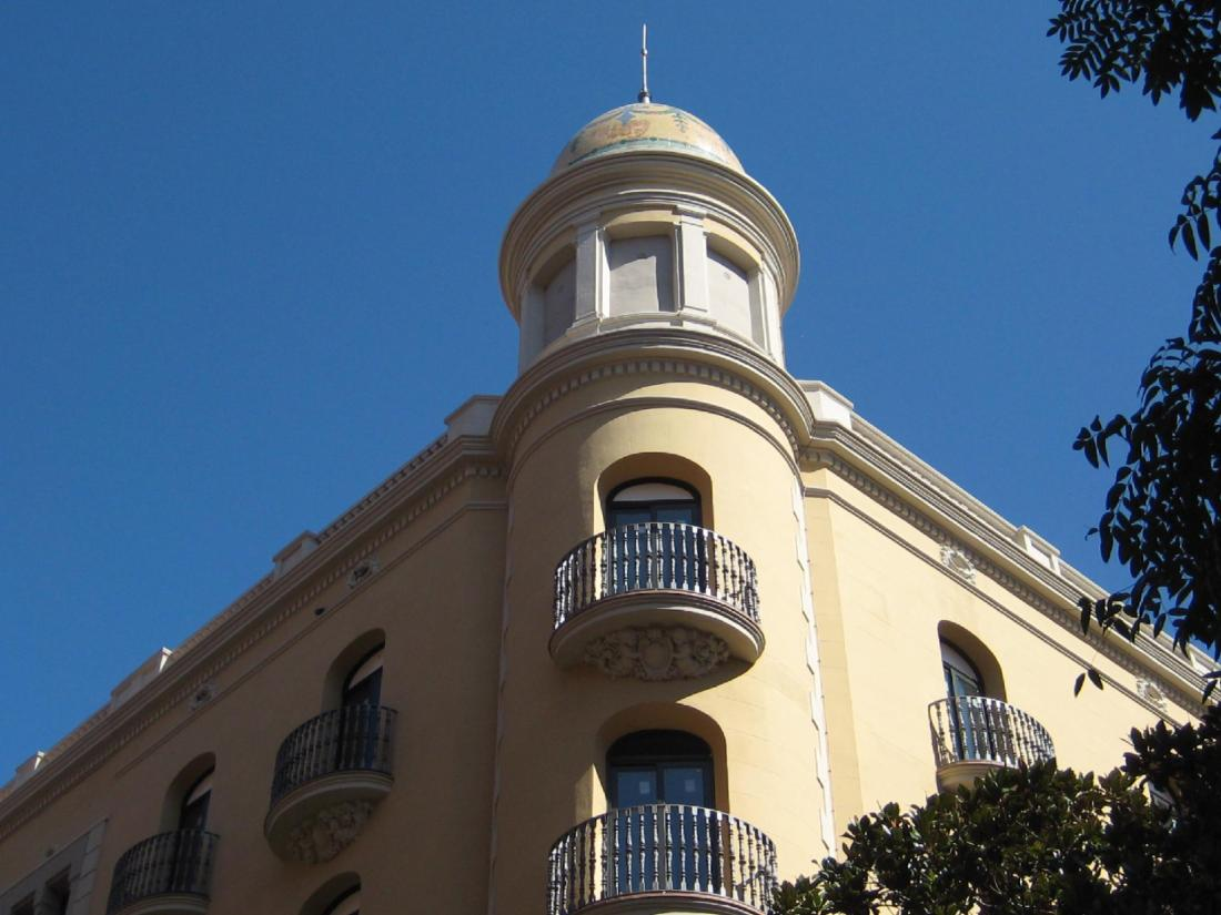 Book residencia erasmus gracia barcelona spain for Hotel gracia barcelona
