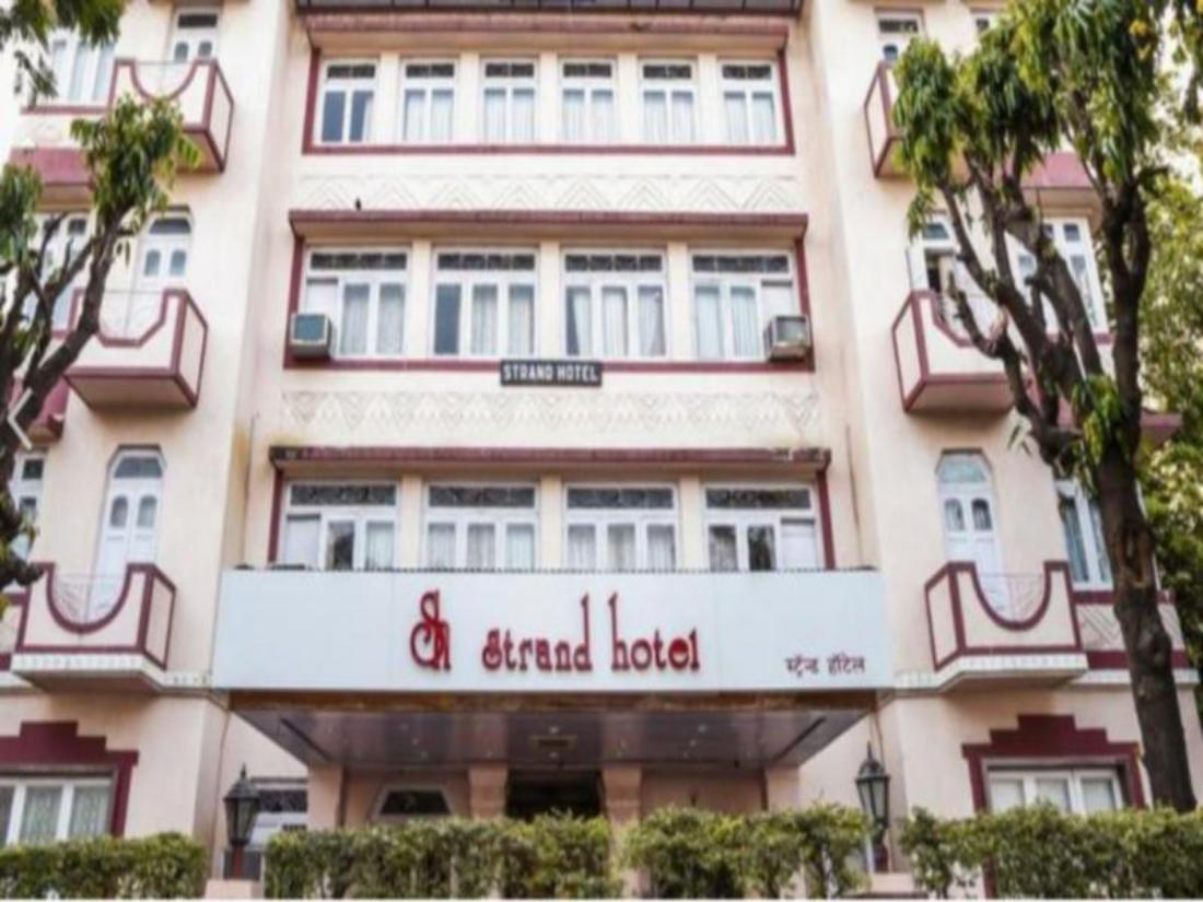 Book Strand Hotel Colaba Mumbai India Agoda Com