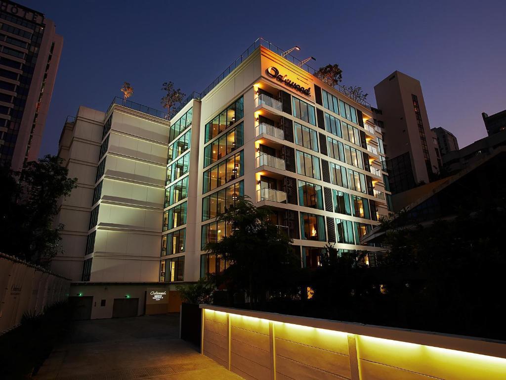 オークウッド レジデンス スクンビット 24 ホテル4