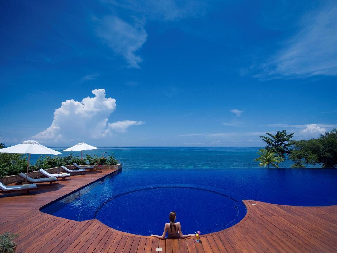 Best Price On Eskaya Beach Resort And Spa In Bohol Reviews