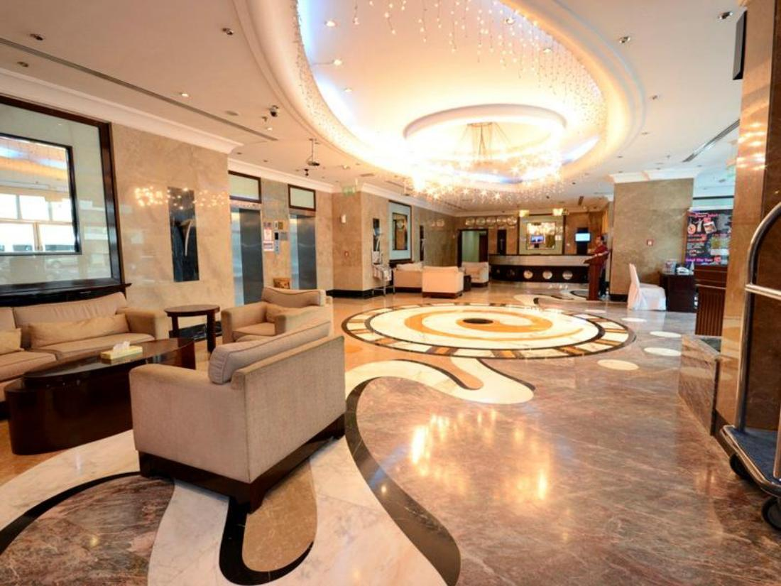 Grand Midwest Hotel Apartments Dubai United Arab Emirates