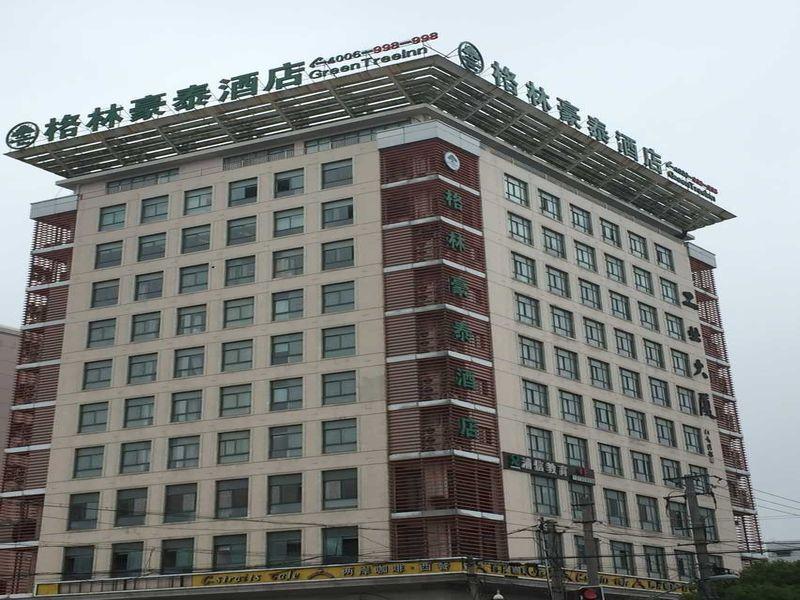 Greentree Inn Shanghai Zhujing Town Donglin Temple Scenic Spot Jiankang Road Business Hotel, Shanghai