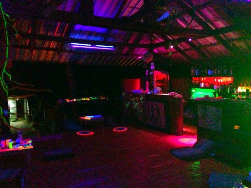 麗貝島露營地