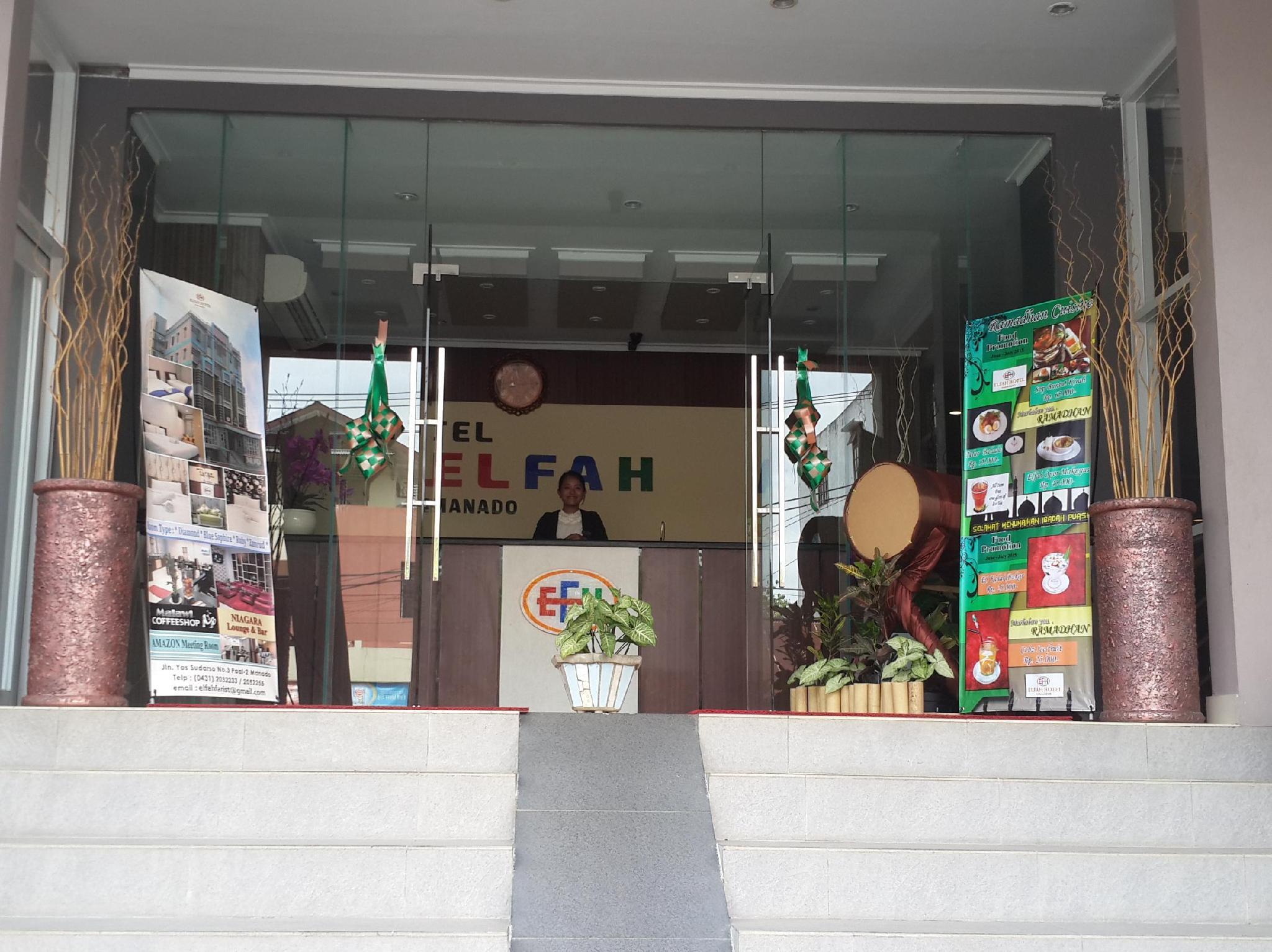 Elfah Hotel Manado, Manado