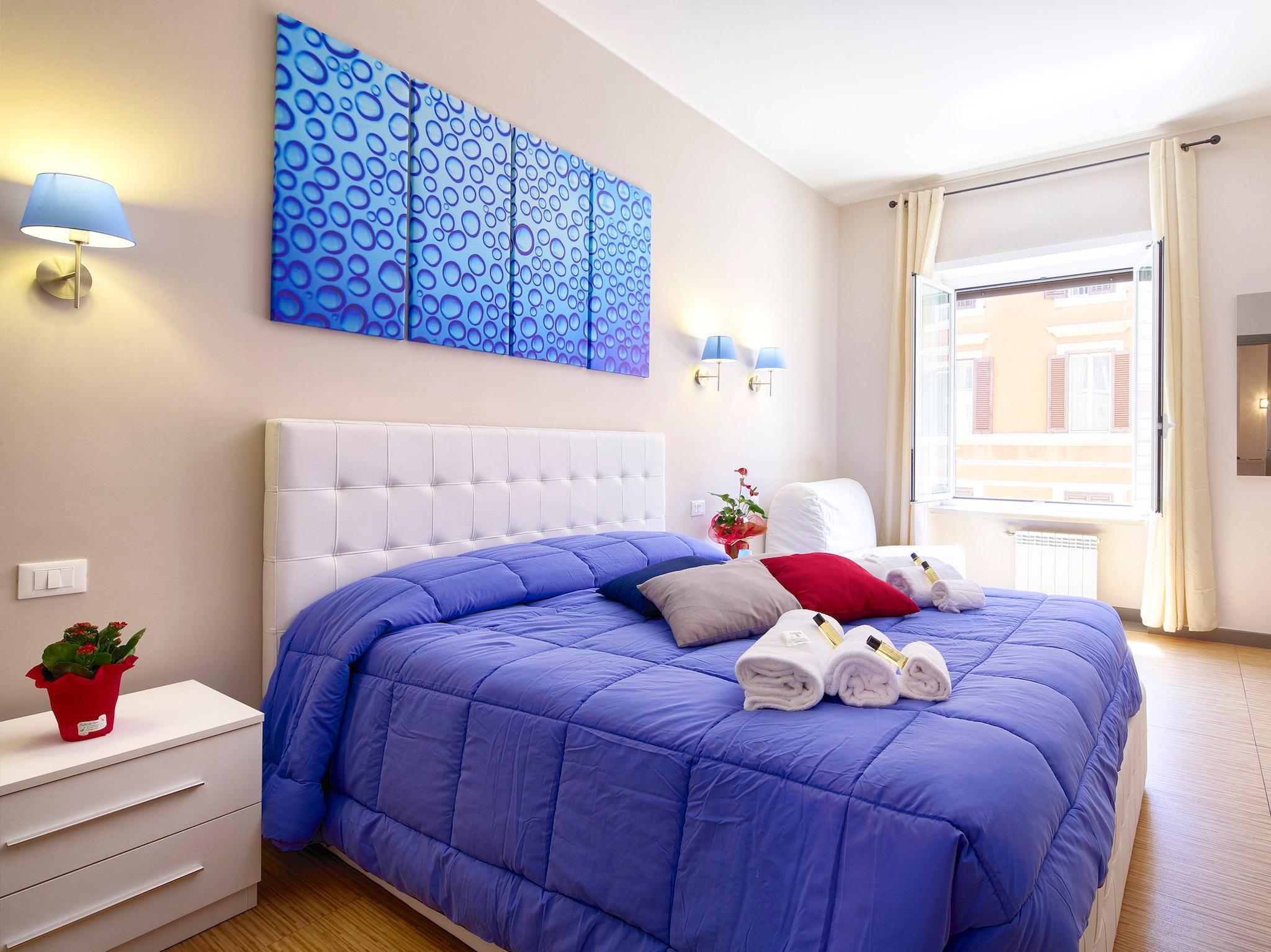 Bed & Breakfast Porta Pia Rooms