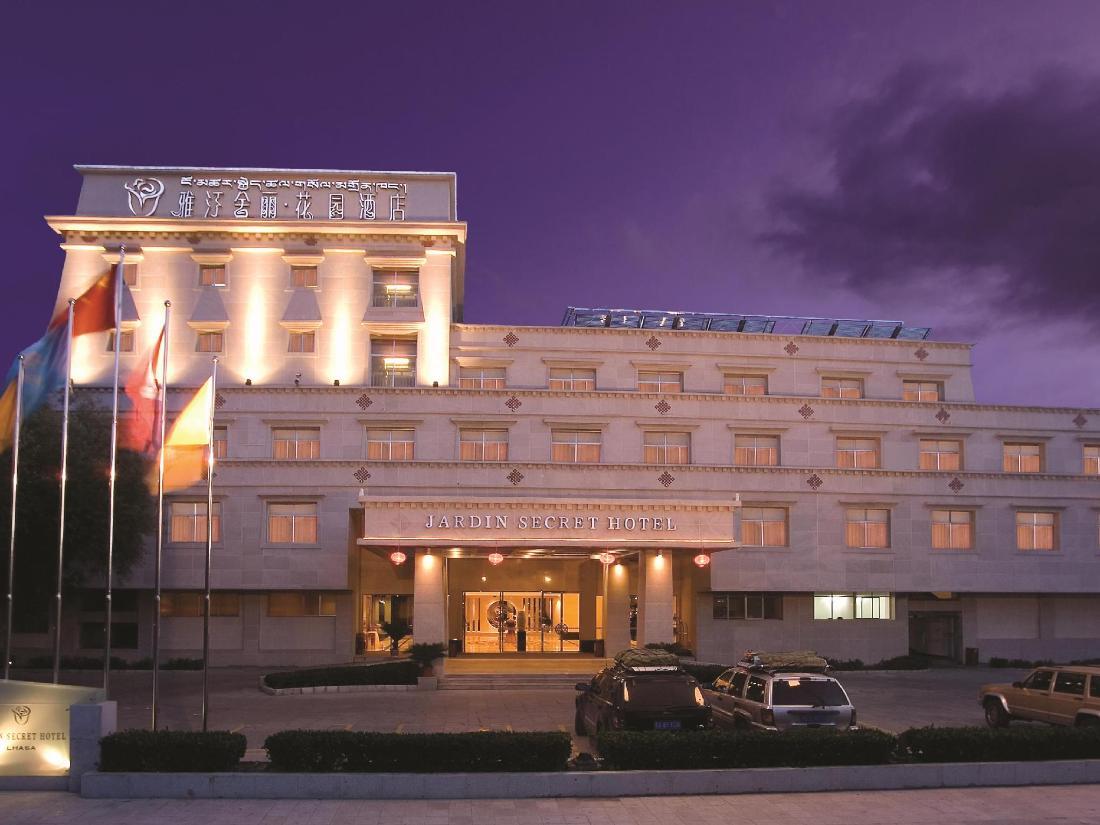 Book jardin secret hotel lhasa china for Secret hotel booking