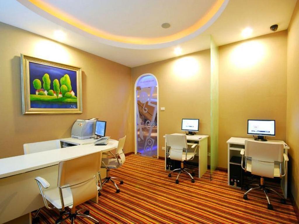 ヒップ ホテル バンコク12