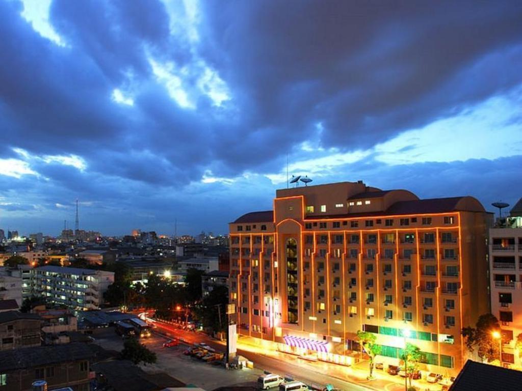 ヒップ ホテル バンコク8