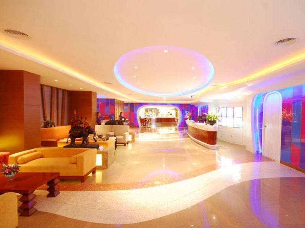 ヒップ ホテル バンコク3