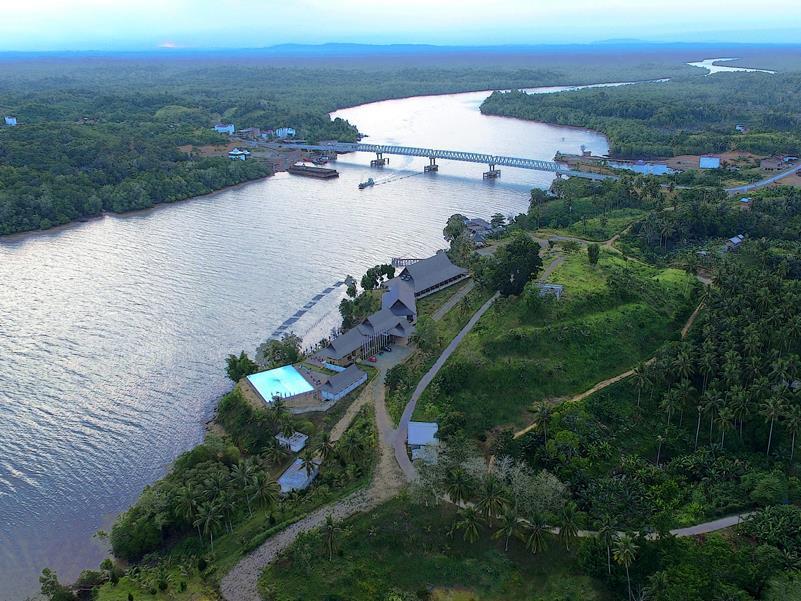 MESRA Sangkulirang Bay, Kutai Timur