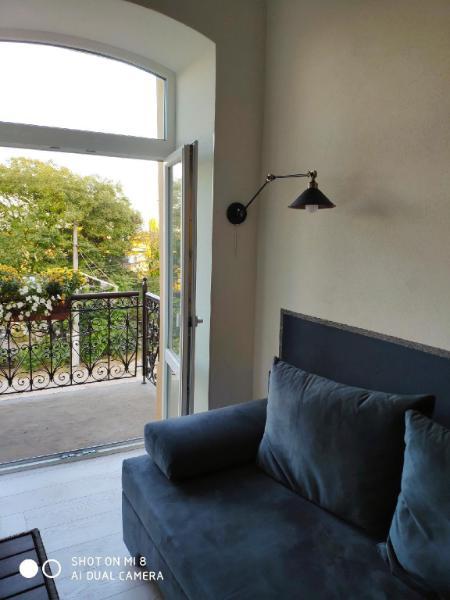 敖德薩市中心公寓套房 - 19平方公尺/1間專用衛浴