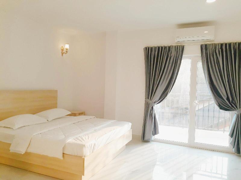 布昂區公寓套房 - 35平方公尺/1間專用衛浴