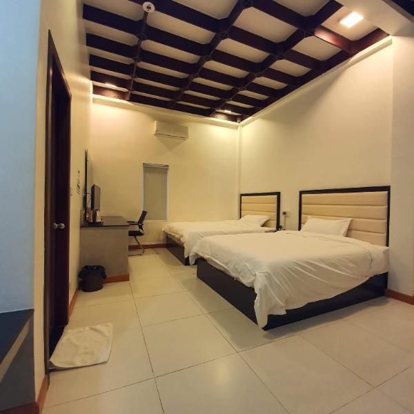 中央公寓套房 - 1200平方公尺/20間專用衛浴