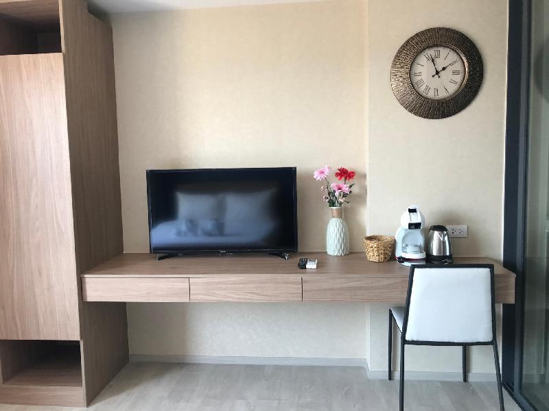 華欣市中心的1臥室公寓 - 28平方公尺/1間專用衛浴
