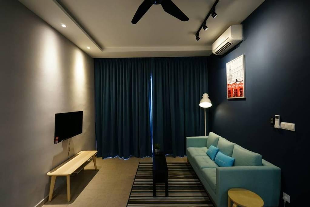 Comfy & Modern home near Mid Valley, Kuala Lumpur