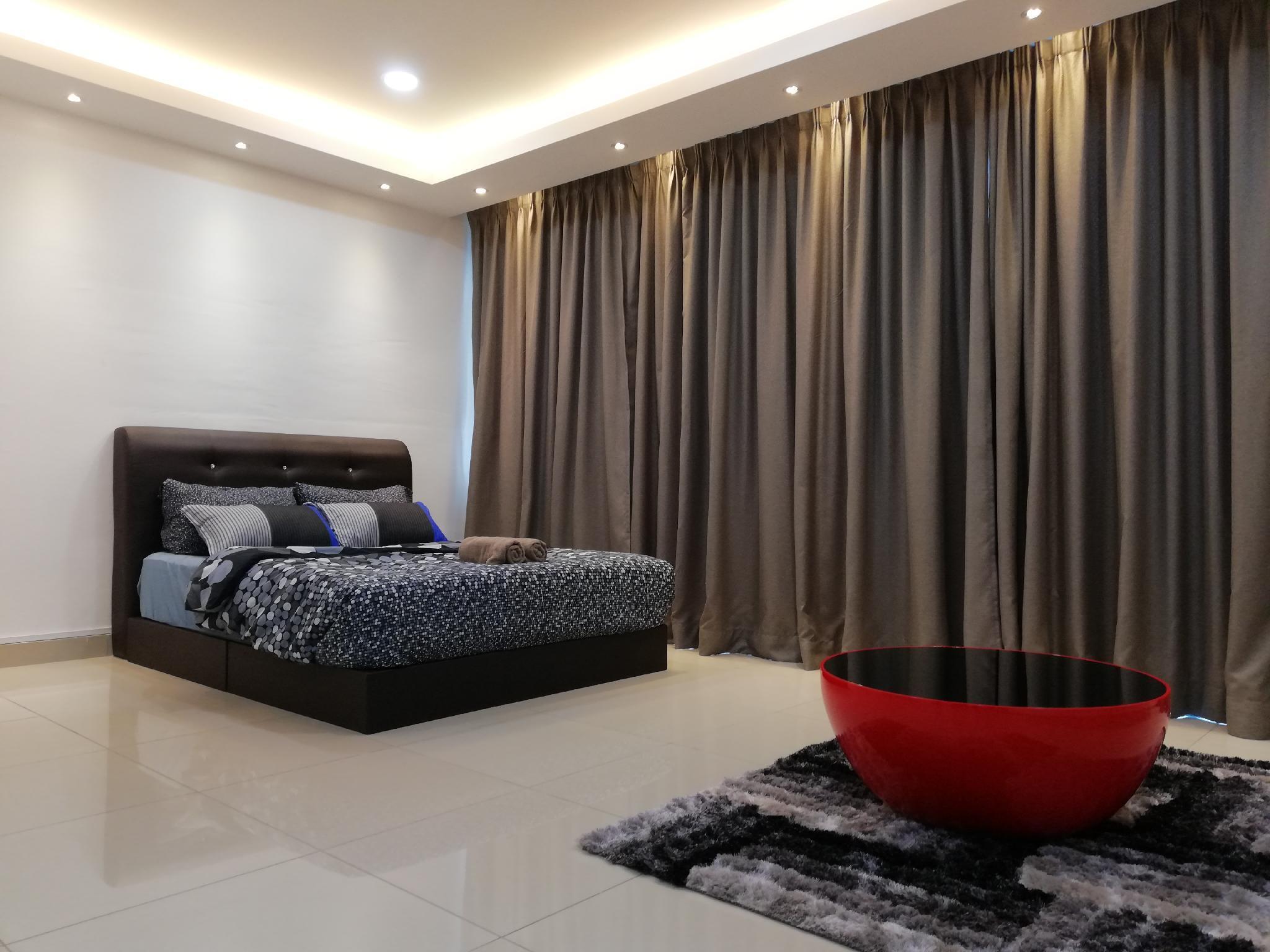 ROMANCE PEANUT HOUSE @TREFOIL SETIA ALAM, Kuala Lumpur