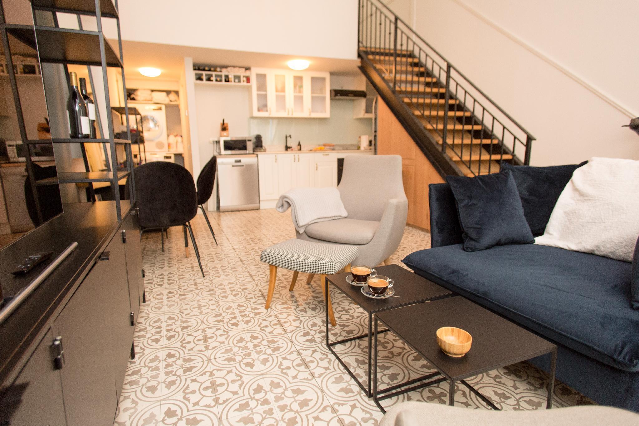 Sasson & Co Luxury Private House in Neve Tzedek