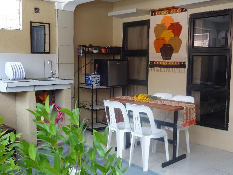 克拉克自由港區的1臥室公寓 - 48平方公尺/1間專用衛浴