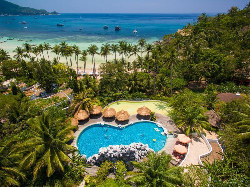 โรงแรมเกาะเต่าคาบาน่า ที่พักเกาะเต่า 4 ดาว