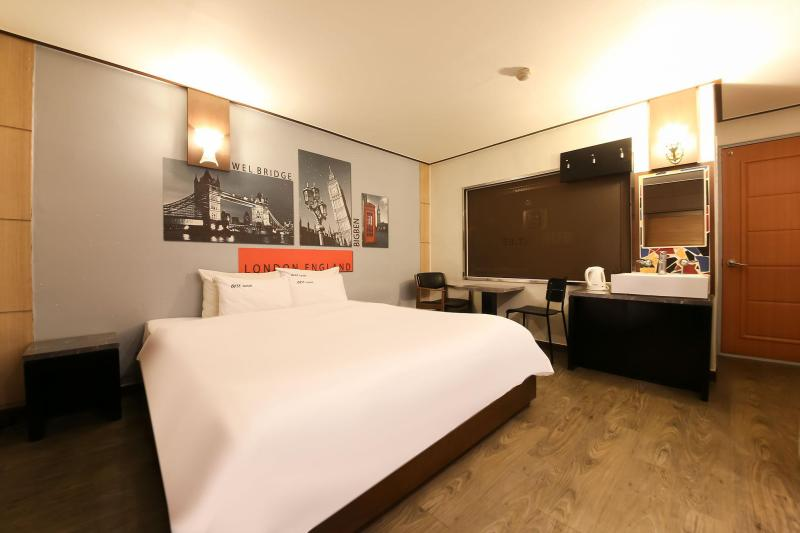 Jeonju Hotel Hub
