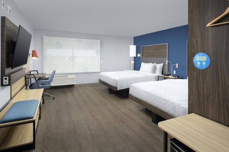 明尼阿波利斯美國購物中心希爾頓Tru飯店