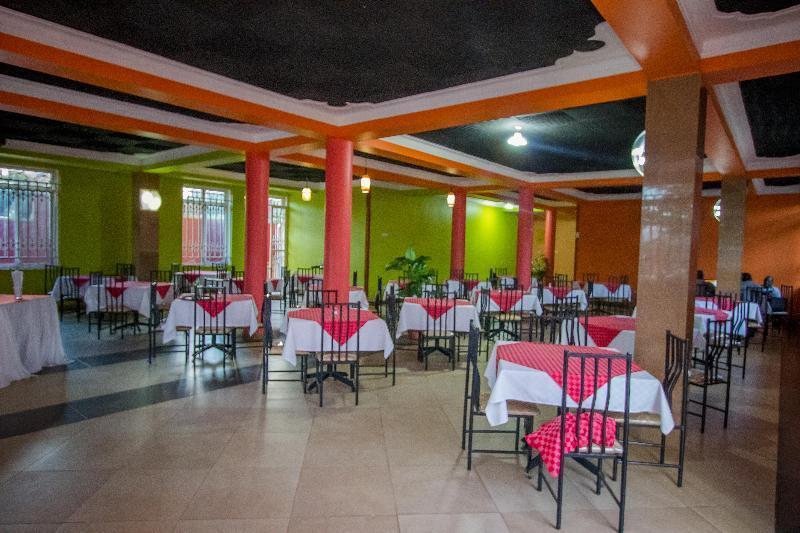 Jevine Hotel, Kampala