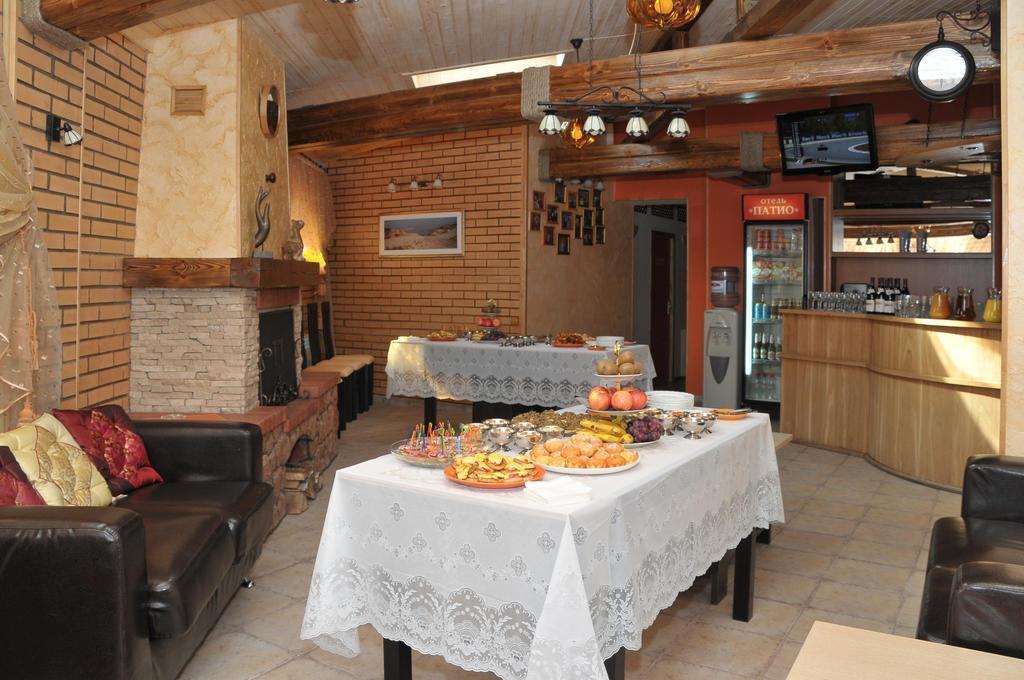 Patio Minihotel, Stavropol'skiy rayon