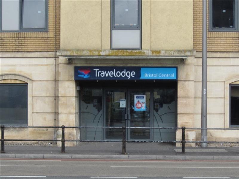 Travelodge Bristol Central Anchor Road, Bristol
