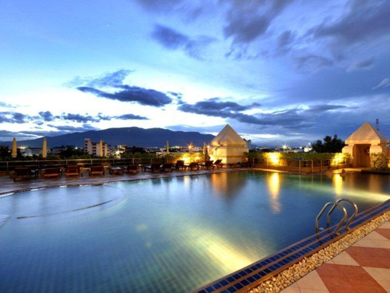 Duangtawan Hotel Chiang Mai (ex Centara Duangtawan, Muang Chiang Mai