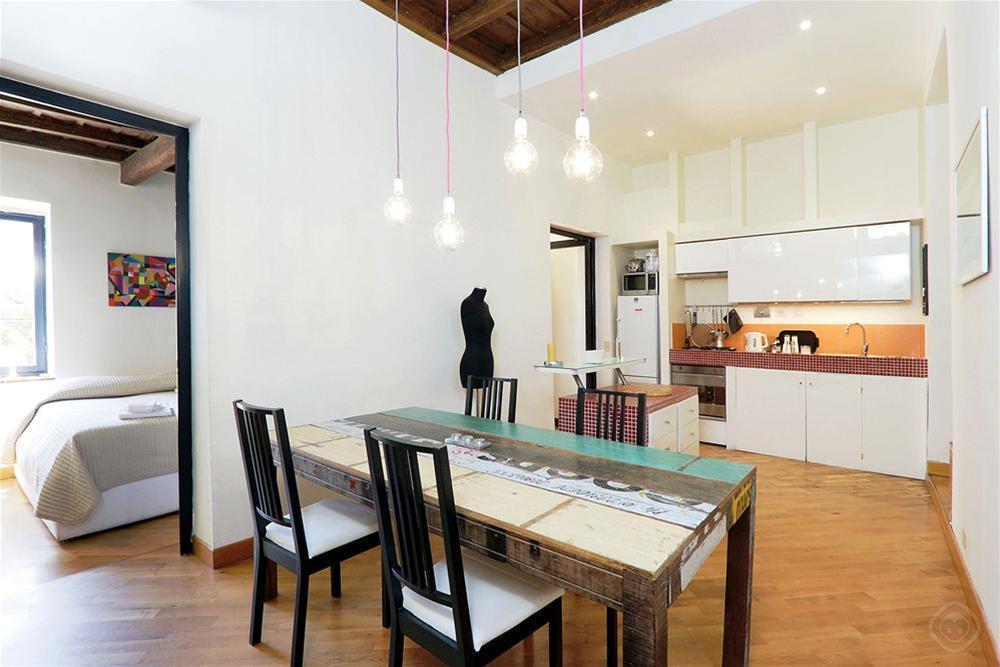 Monti apartments - Colosseo area