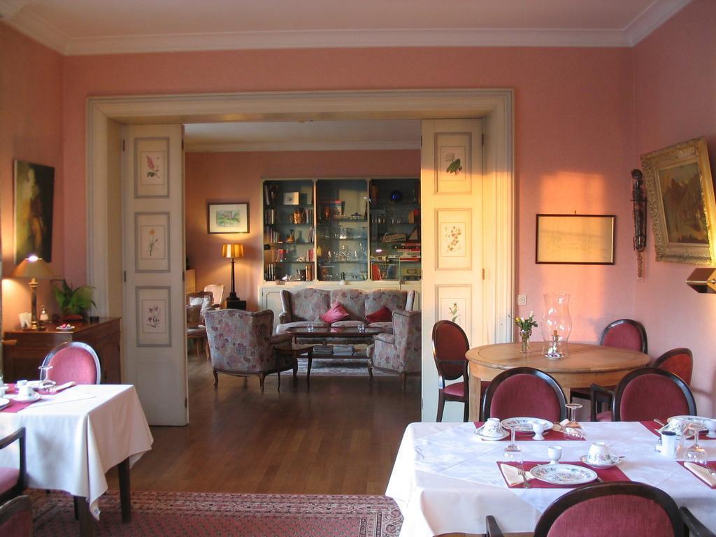 Hotel La Heid Des Pairs