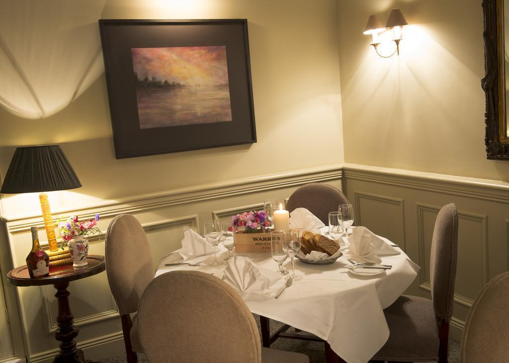 Ahernes Seafood Restaurant and Accommodation