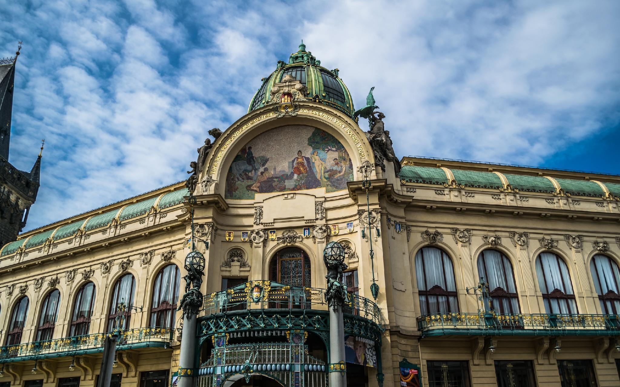 Fortuna Rhea Hotel Prague, Praha 10