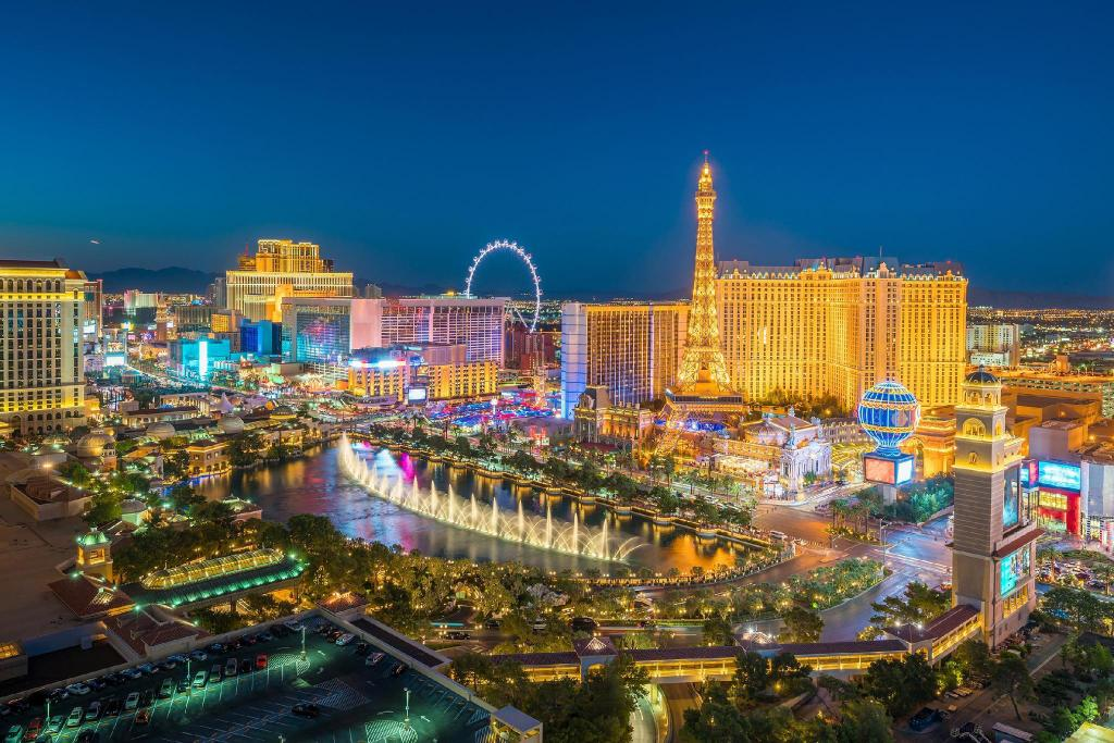 Las Vegas Strip - 2.48 km from property