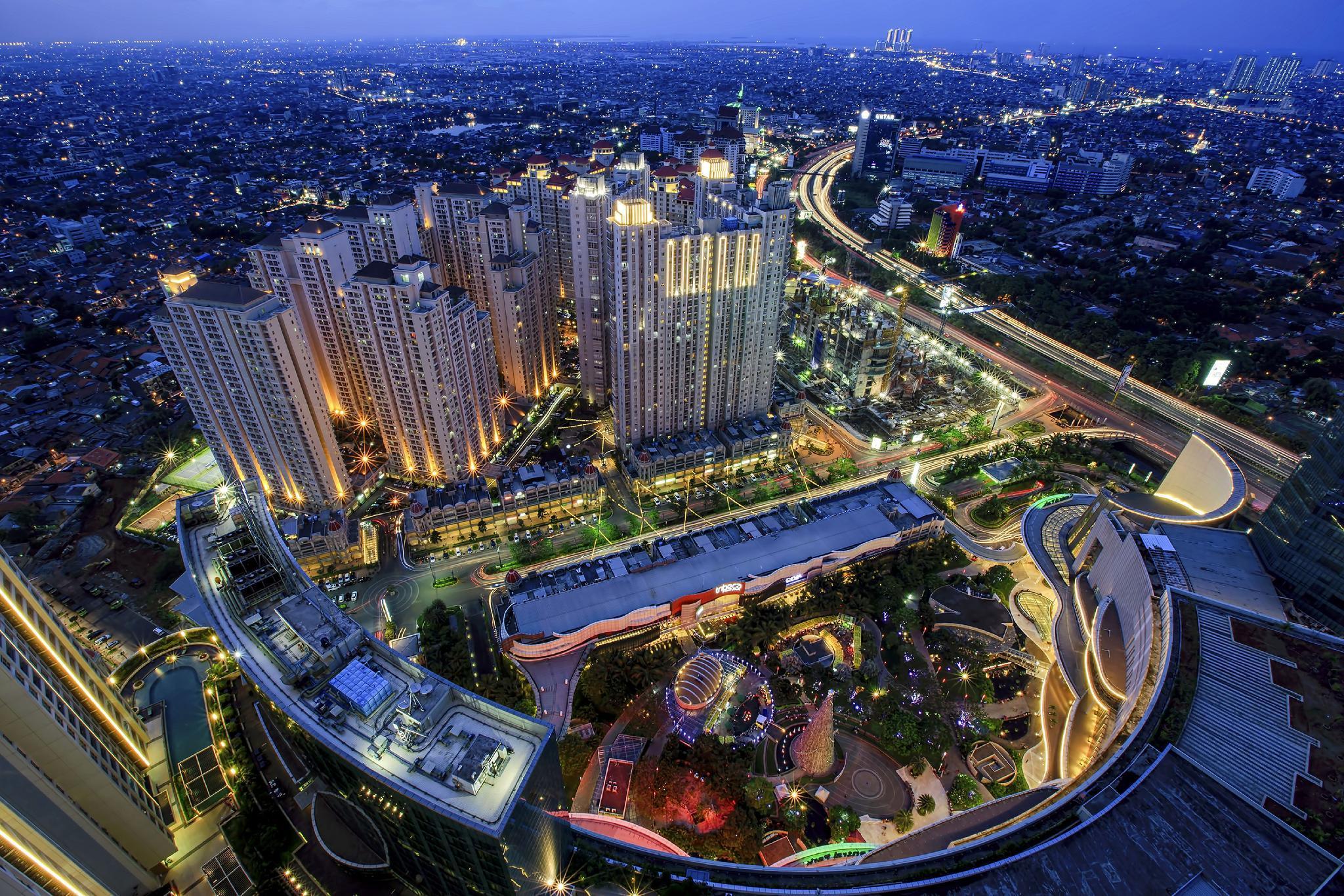Holiday Inn Hotel and Suites Jakarta Gajah Mada, Jakarta Barat
