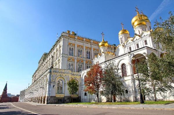 Apartlux on Ploshchad Pobedy Moscow