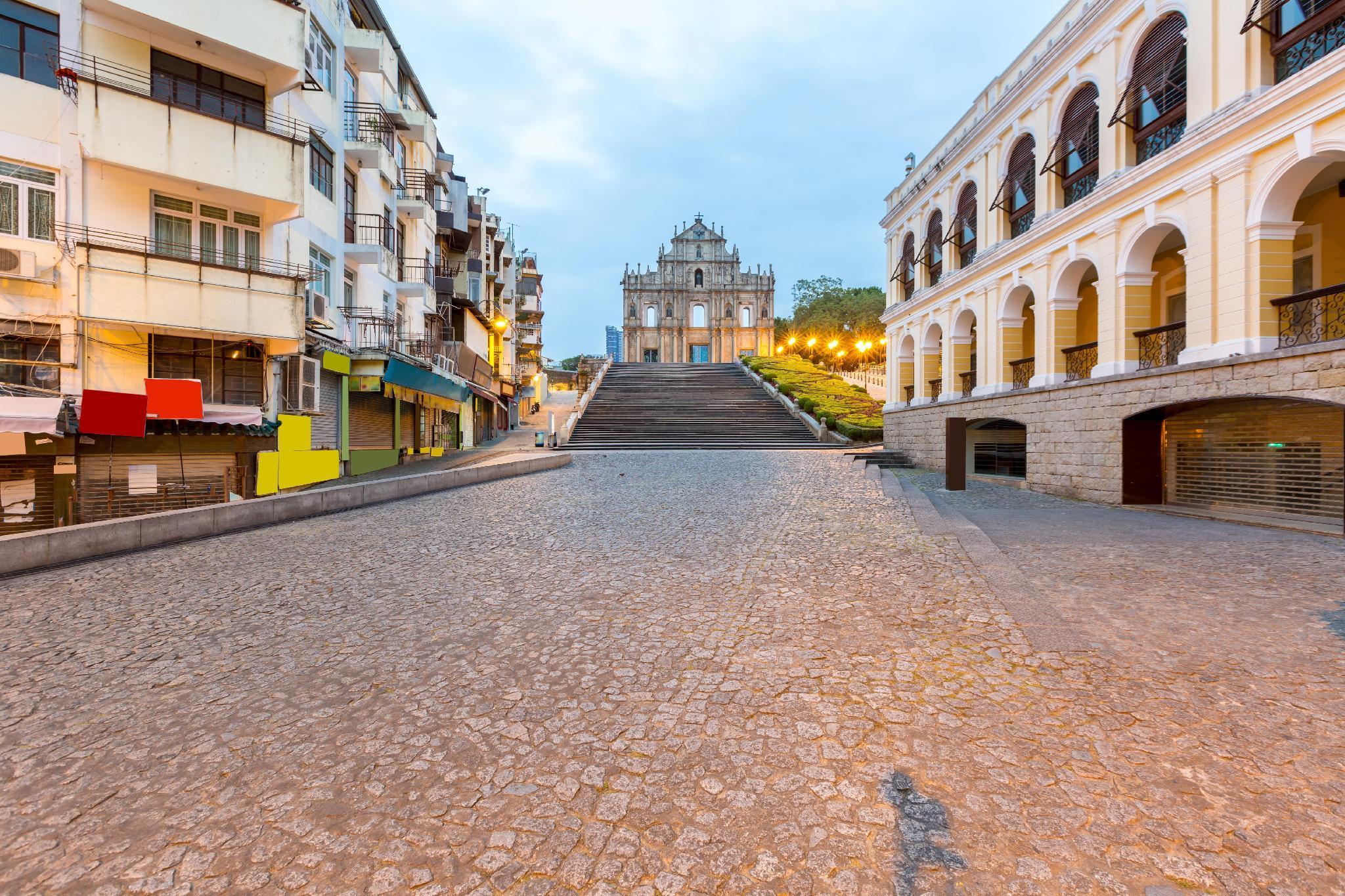 Jiaming Villa Economy Hotel Macau, Cathedral Parish