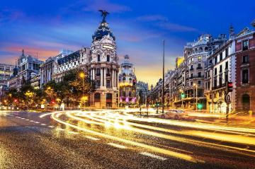 Best location in Latina District, Madrid, Spain