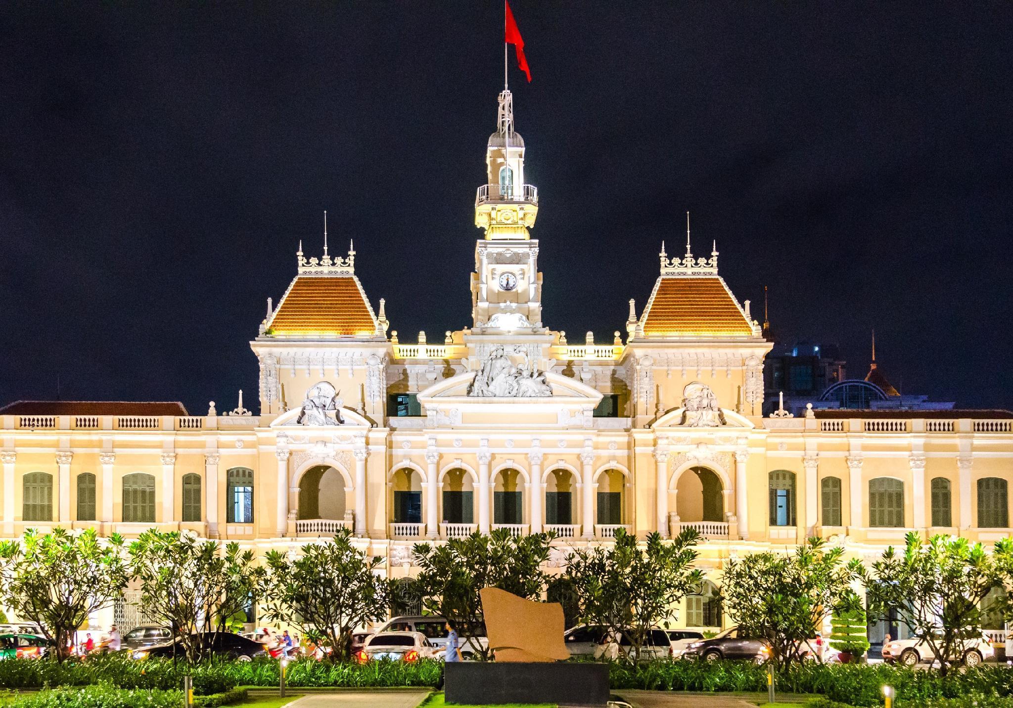 Lief Pulo Saigon