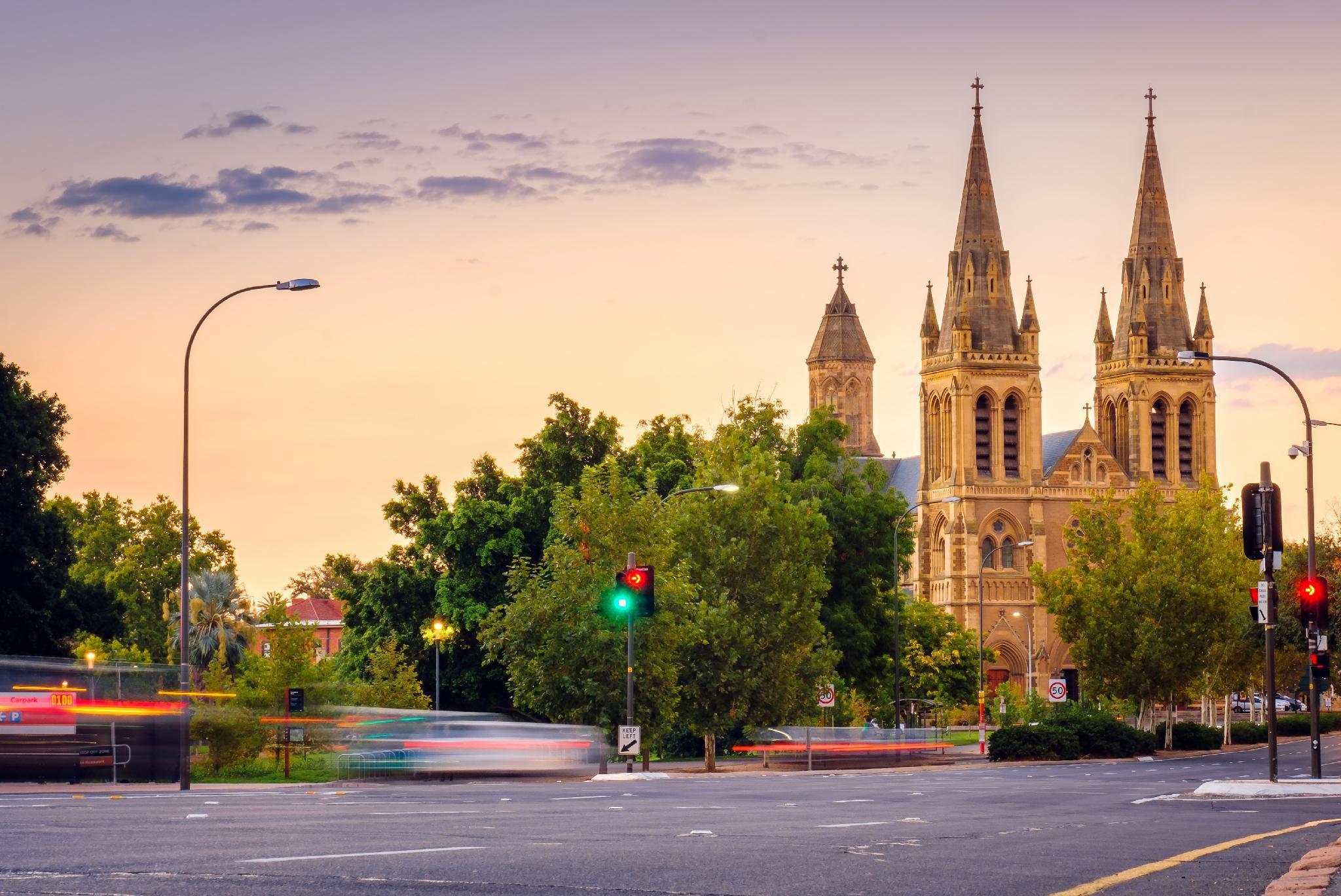 Bishop's Garden, Adelaide
