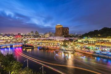 Best Hotels in Singapore: From Cheap to Luxury Accommodations and Places to Stay