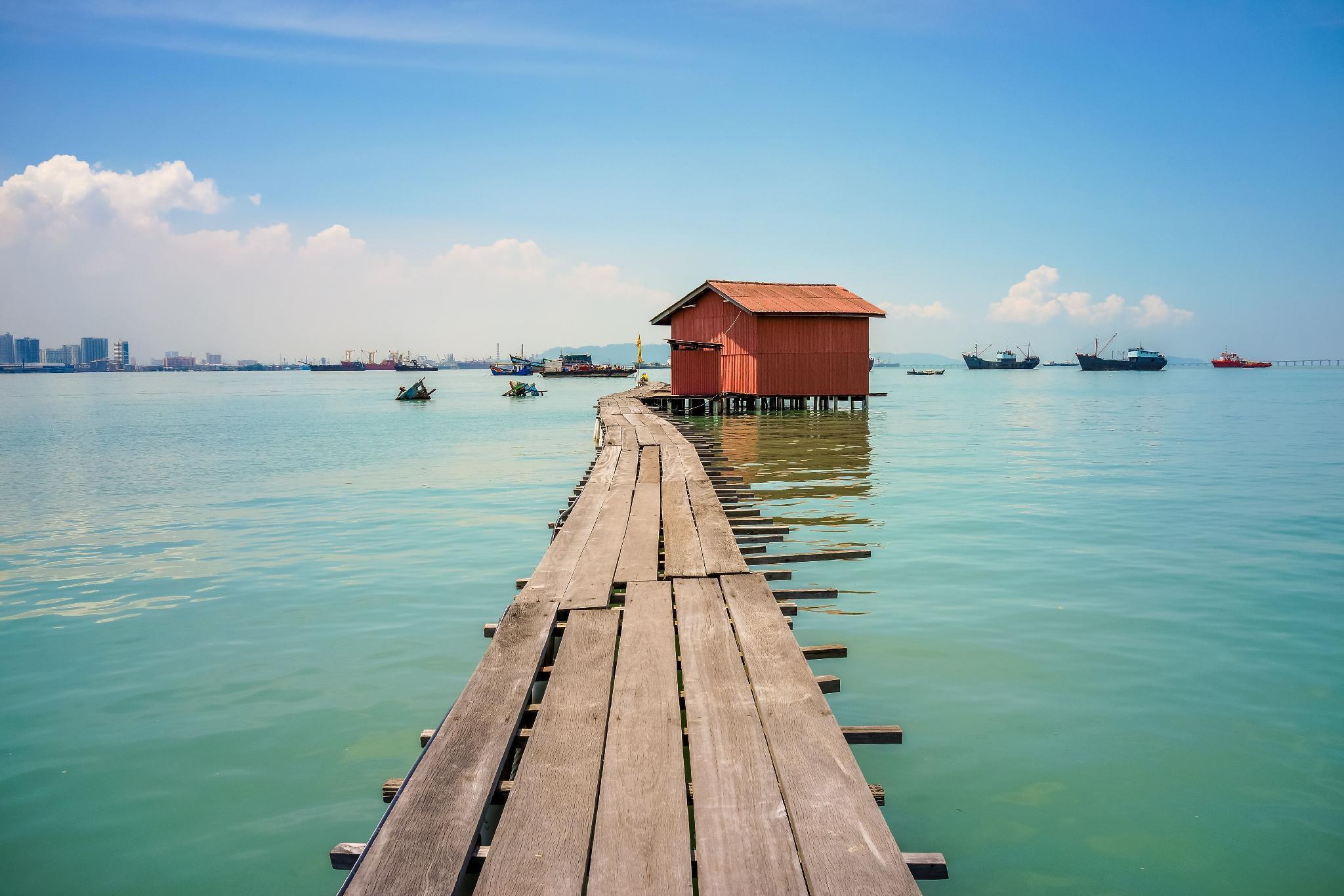 Summer Terrace, Pulau Penang