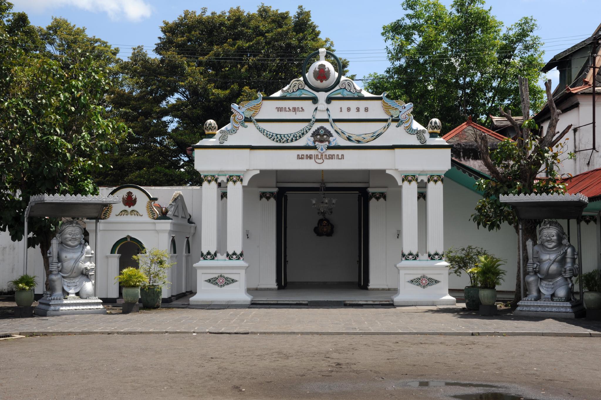 Villa Lavender, Yogyakarta