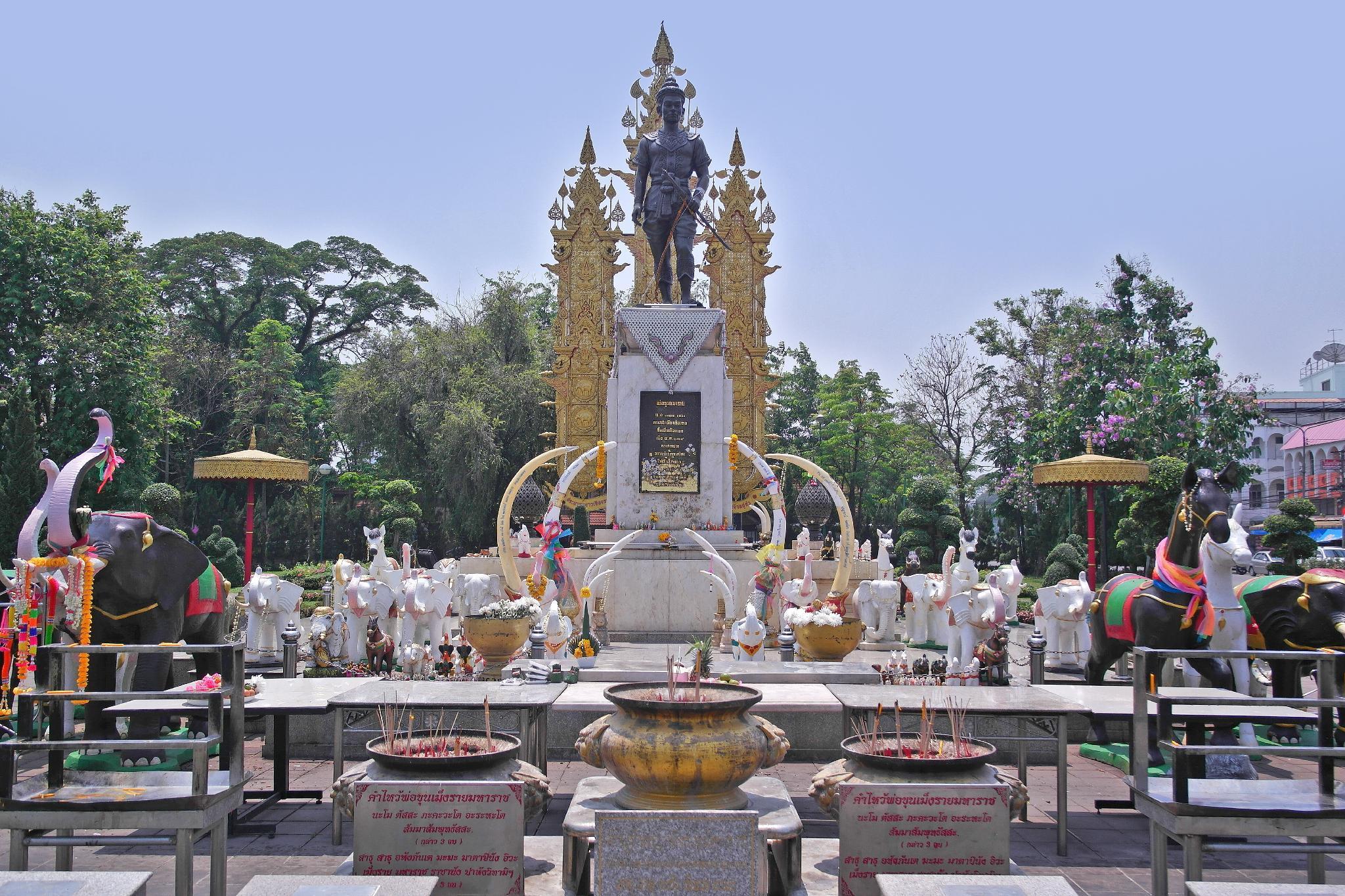 Take me home, Muang Chiang Rai