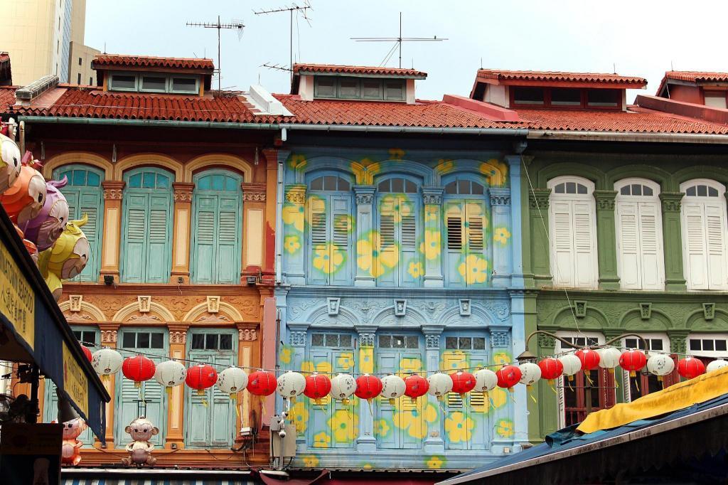 Cantiknya Festival Lampion di Berbagai Negara