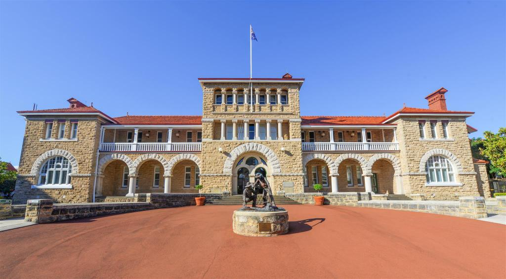 Perth Mint Building - 2.32 km from property