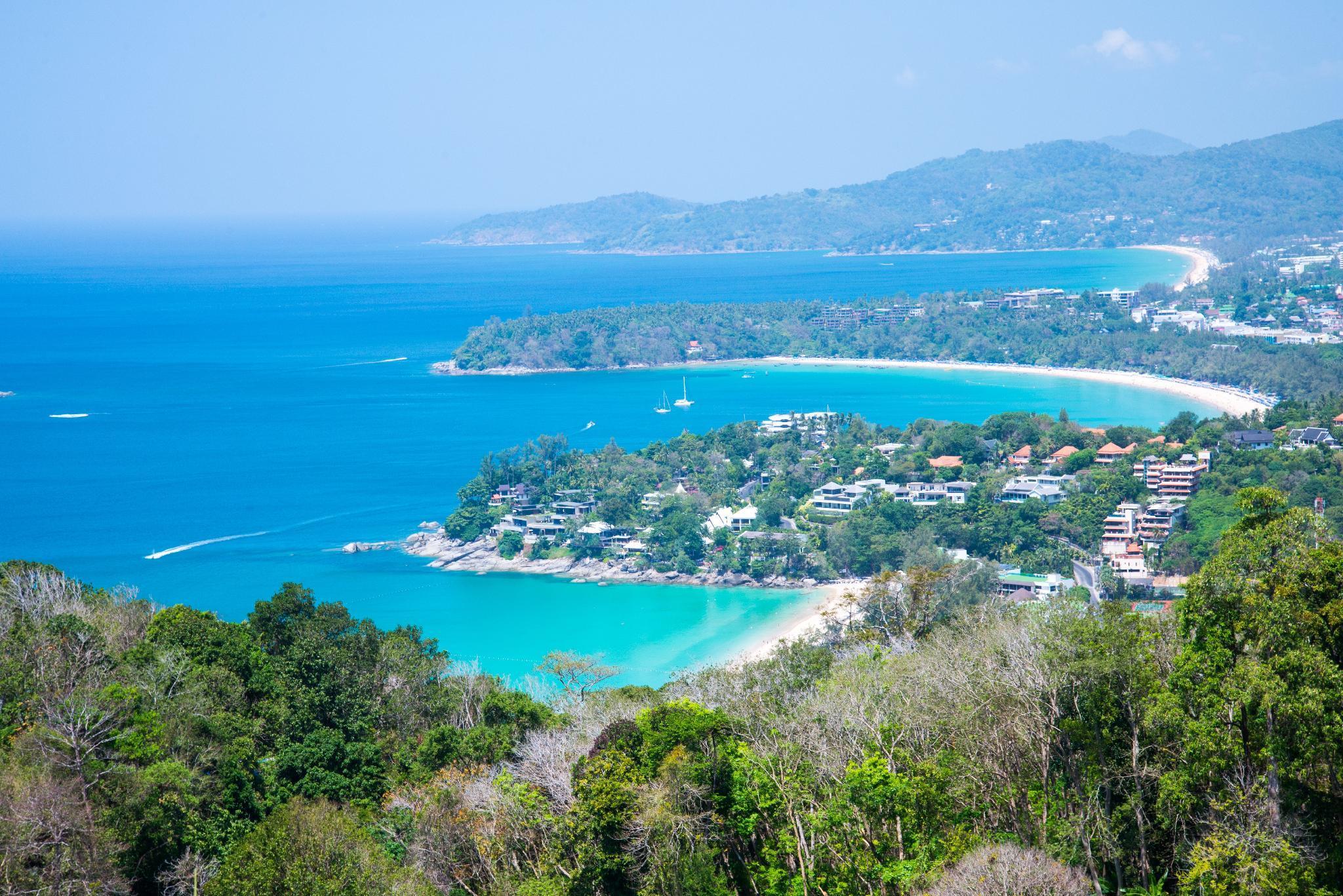 Yk Patong Resort By Tuana Group, Pulau Phuket