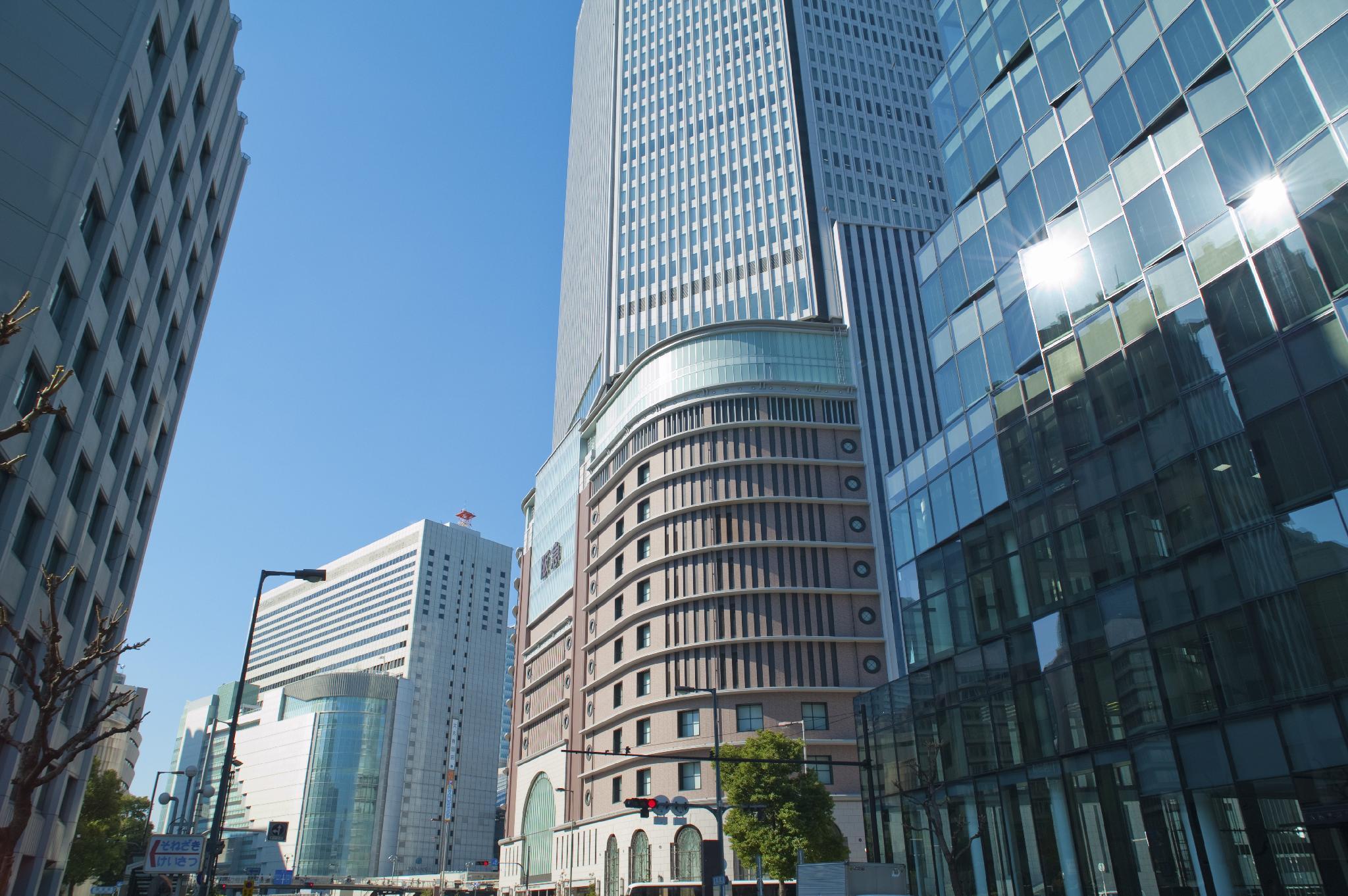 Intercontinental Osaka, Osaka