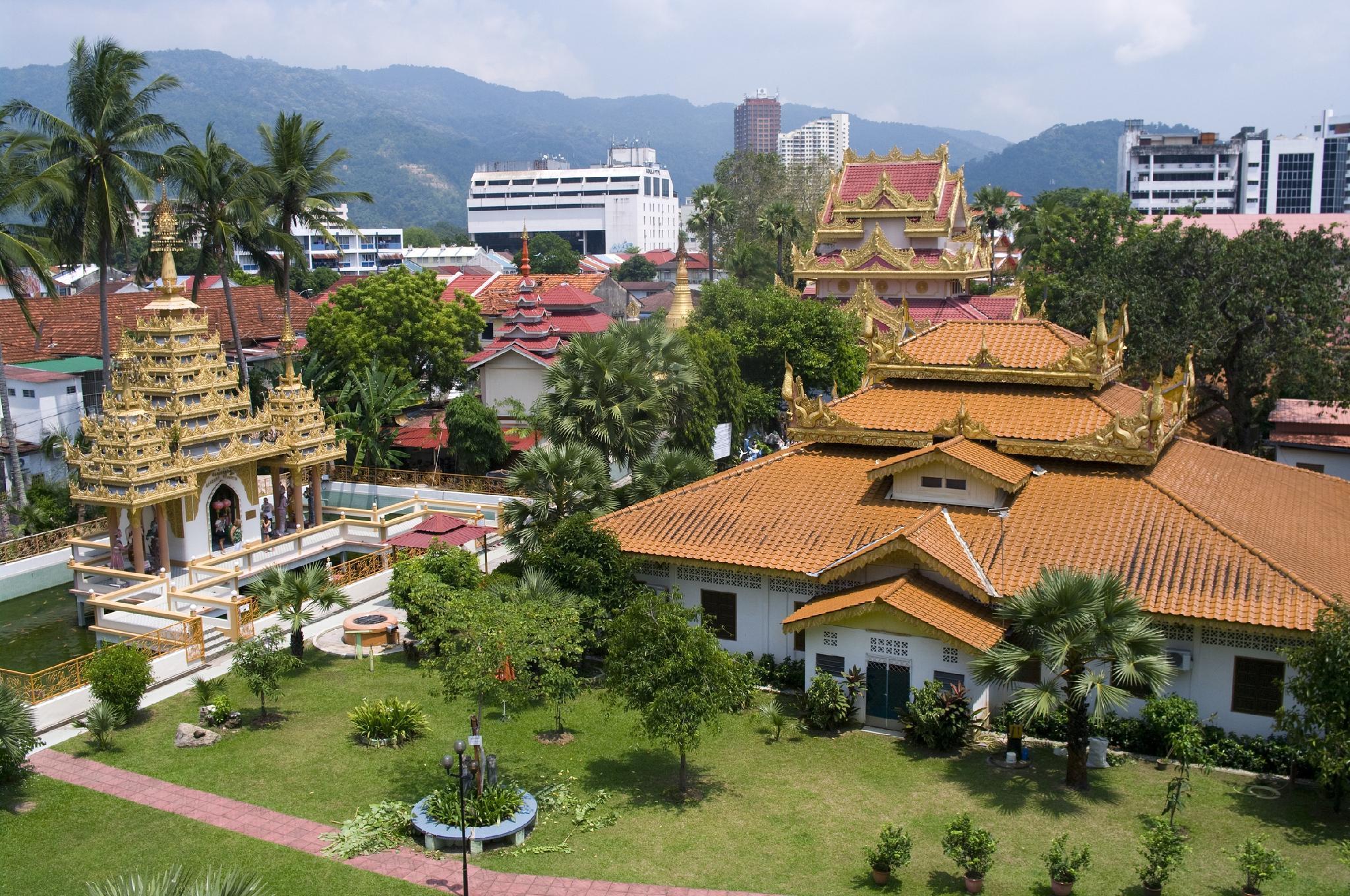 ARIA GURNEY SUITES @ THE LANDMARK, Pulau Penang